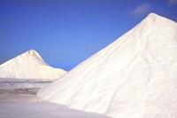 Mountains of Salt, Bonaire, Caribbean by Bill Bachmann - various sizes