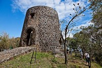 Old Sugar Mill in Mount Healthy National Park, Road Town, Tortola by Joe Restuccia III - various sizes