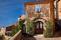 Historic town of Eze, Provence, France Fine Art Print