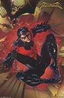 """Nightwing - Jump - 22"""" x 34"""""""