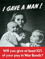 I Gave a Man! by John Parrot - various sizes - $47.49