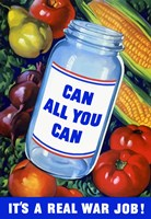Can All You Can by John Parrot - various sizes, FulcrumGallery.com brand