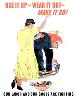 Make It Do! by John Parrot - various sizes