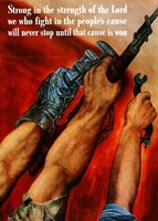Hands with Tools and Guns by John Parrot - various sizes