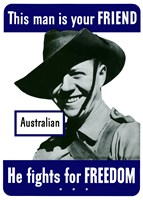 This Man is Your Friend - Australian by John Parrot - various sizes