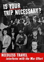 Is Your Trip Necessary? by John Parrot - various sizes
