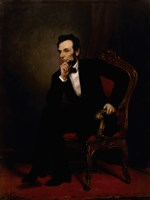 Abraham Lincoln by John Parrot - various sizes