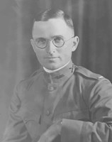 Potrait of Harry S Truman in uniform by John Parrot - various sizes