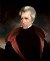 President Andrew Jackson by John Parrot - various sizes