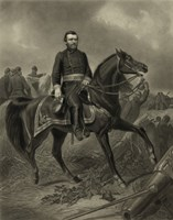 General Grant during the American Civil War by John Parrot - various sizes