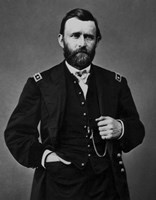 General Ulysses S Grant (standing portrait) by John Parrot - various sizes