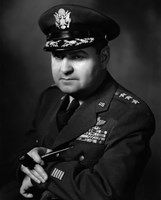 Portrait of General Curtis Lemay by John Parrot - various sizes