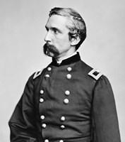 General Joshua Lawrence Chamberlain Fine Art Print