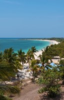 Trinidad, Cuba, beach from the Hotel Ancon by Bill Bachmann - various sizes - $37.49