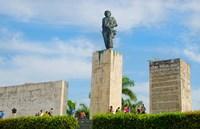 Statue and gravesite of Che Guevara, Santa Clara, Cuba by Bill Bachmann - various sizes