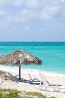 Cuba, Sol Cayo Santa Maria Resort, Beach by Michael DeFreitas - various sizes - $40.99