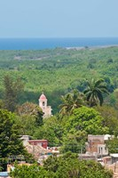 Cuba, Trinidad from Palacio Brunet tower by Michael DeFreitas - various sizes - $40.99