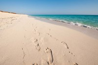 Cuba, Sol Cayo Santa Maria Resort, Footprints by Michael DeFreitas - various sizes - $40.99