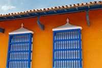 Central America, Cuba, Trinidad Windows of Trinidad, Cuba by Kymri Wilt - various sizes