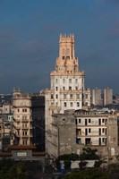 Cuba, Havana, Etecsa telecommunications building by Walter Bibikow - various sizes