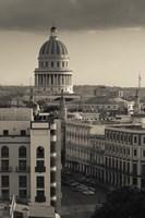 Cuba, Havana, Havana Vieja, Capitolio Nacional by Walter Bibikow - various sizes