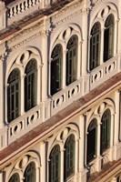 Cuba, Havana, Havana Vieja, Old Havana buildings by Walter Bibikow - various sizes - $44.99