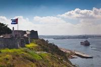 Cuba, Havana, La Cabana, Fortification Fine Art Print