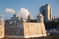 Cuba, Havana, La Punta fortification by Walter Bibikow - various sizes - $44.99
