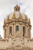 Cuba, Havana, Museo de la Revolucion, dome by Walter Bibikow - various sizes - $44.99
