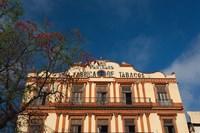 Cuba, Havana, Partagas cigar factory Fine Art Print