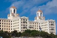 Cuba, Havana, Vedado, Hotel Nacional, exterior by Walter Bibikow - various sizes - $44.99