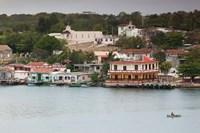 Cuba, Cienfuegos, Bahia de Cienfuegos by Walter Bibikow - various sizes