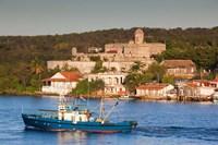 Cuba Cienfuegos Bahia De Cienfuegos