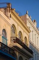 Cuba, Havana, Havana Vieja, Plaza Vieja buildings by Walter Bibikow - various sizes - $36.49