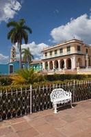Plaza Mayor, Cuba by Walter Bibikow - various sizes - $36.49