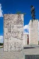 Cuba, Santa Clara, Monumento Ernesto Che Guevara by Walter Bibikow - various sizes