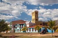 Cuba, Trinidad, Hotel Brisas Trinidad del Mar by Walter Bibikow - various sizes