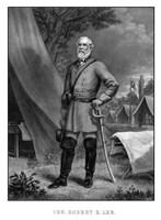 General Robert E Lee by John Parrot - various sizes