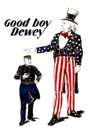Good Boy Dewey by John Parrot - various sizes - $47.99