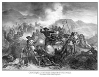 The Battle of Little Bighorn by John Parrot - various sizes