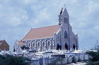 Church at Jan Kok, Curacao, Caribbean by Michele Westmorland - various sizes