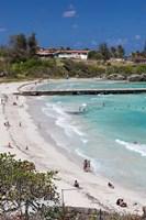 Cuba, Havana, Playas del Este, Playa Jibacoa beach Fine Art Print