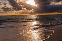 Sunrise, Bavaro, Higuey, Punta Cana, Dominican Republic Fine Art Print