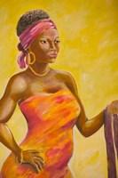 Helena Boutique, Grande Terre, Guadaloupe, Caribbean Fine Art Print