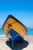 Fishing Boats, Treasure Beach, Jamaica South Coast Fine Art Print