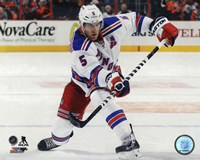 Dan Girardi 2014-15 Action Fine Art Print