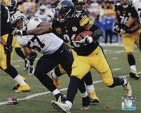 Le'Veon Bell Pittsburg Steelers 2014 Fine Art Print
