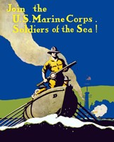 U.S. Marines Soldiers of the Sea
