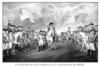 Surrender of British Troops by John Parrot - various sizes - $47.99