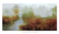 Fraser River Park Fine Art Print